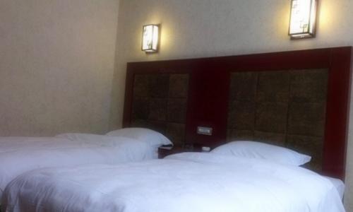 标准间或大床房